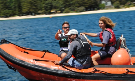1-Day Boat Licence Course for 1 ($249) or 2 People ($475) (+$50 Licence and Insurance Fee) with Flying Fish (Up to $790)