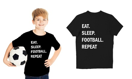 Kids Football T-Shirt