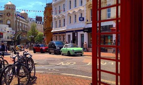 Sur de Inglaterra: 1-4 semanas de clases de inglés para 1 o 2 con alojamiento, desayuno y cena
