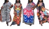 Women's Dashiki-StyleMaxi Dress Caftans