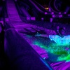 Blacklight Slide: Glow-In-the-Dark Waterslide Party – Up to 60% Off