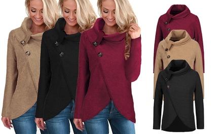 1 o 2 suéteres de punto para mujer
