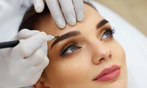 (#BonPlanParis-Seine-et-Marne) Maquillage semi-permanent des sourcils -47% réduction