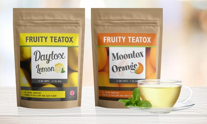 Tè detox per ridurre appetito
