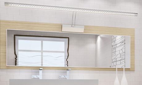 Aplique LED para el espejo del baño