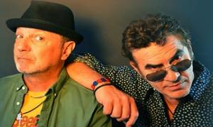 AMADEUS  SRL: Caputo&Baccini in concerto all'Auditorium Parco della Musica - Sala Sinopoli il 10 maggio ore 21 (sconto 48%)