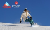 Ski Thredbo, Stay Rydges: $199 Per Person for a 2-Night Jindabyne Escape and Thredbo Lift Pass at Rydges Snowy Mountains