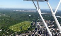 45 Min. Rundflug im Oldtimer-Flugzeug mit Ausblick auf die Frankfurter Skyline mit Fliewatüüt-tours e.K. (40% sparen*)