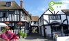 East Sussex: Double or Twin Room with Dinner Credit