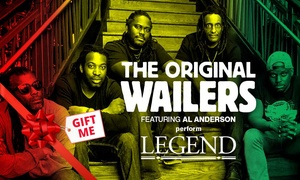 The Original Wailers: The Original Wailers at The Powerstation: Tickets for $89.90, 14 December