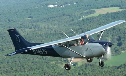 $90 for $170 Worth of PilotLicense Classes  Skyhawk Aviation