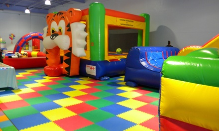 Two-Hour Open Play Package for Children at Parties 'R' US (Up to 50% Off). Five Options Available.