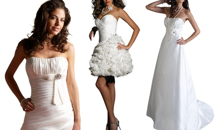 Wedding Dresses. Multiple Styles Available. Free Returns.