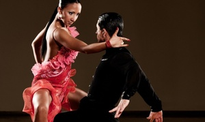 Dance Amor: Two Months of Sizzling Latin and Graceful Ballroom Dance Classes for One ($15) or Two People ($25) (Up to $480 Value)