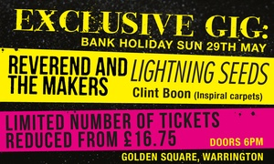 Golden Square, Shopping Centre: Ticket to Style Rocks at Golden Square Shopping Centre, 29th May (Up to 40% Off)