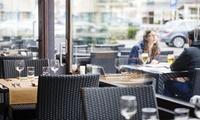 Menu à 4 plats de Filet Mignon ou de Cabillaud près de la digue de Coxyde dès 39 €