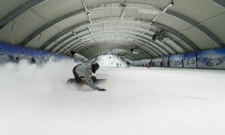 """Paasactie """"beste skihal 2017"""" SnowWorld: 4 uur skiën of snowboarden incl. paasbrunch in Landgraaf en Zoetermeer"""