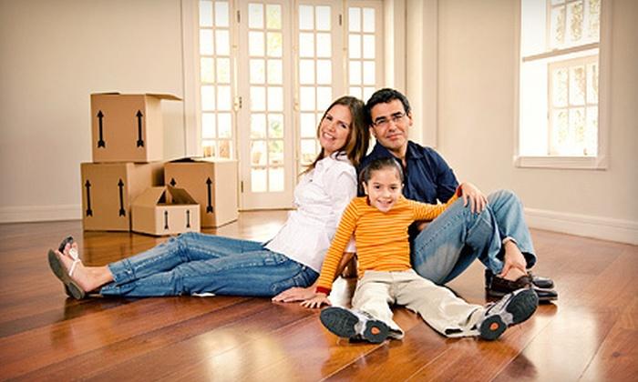 True Friends Moving Company - Nashville-Davidson metropolitan government (balance): $85 for Two Hours of Moving Services from True Friends Moving Company ($258 Value)