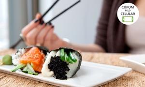 Kosu Sushi: Kosu Sushi – Vila Romana: curso de preparação de temakis + degustação