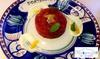 I Partenopei - Mondovicino Outlet Village - MondovÌ: Pranzo o cena con menu napoletano accompagnato da calice di vino per 2 persone da I Partenopei (sconto fino a 51%)