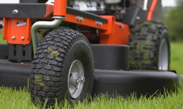 Beau's lawn Care - Harrisburg / Lancaster: $33 for $60 Groupon — Beau's Lawn Care