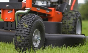 Beau's lawn Care: $33 for $60 Groupon — Beau's Lawn Care