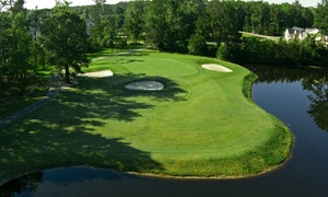 Up to 73% Off Rounds at Legend Oaks Golf Club at Legend Oaks Golf Club, plus 6.0% Cash Back from Ebates.