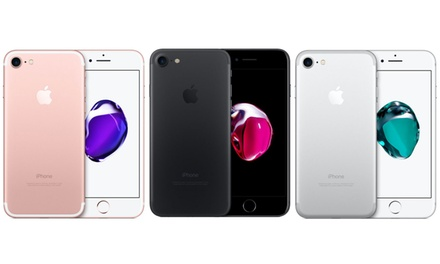 Smartphones Apple iPhone 7 reacondicionados de 32, 128 o 256GB con envío gratuito