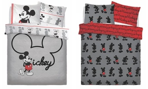 Housses couette Mickey & Minnie