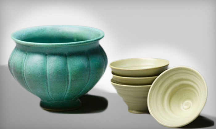 Yourist Studio Gallery - Ann Arbor: $27 for a BYOB Intro to Pottery Class at Yourist Studio Gallery ($60 Value)