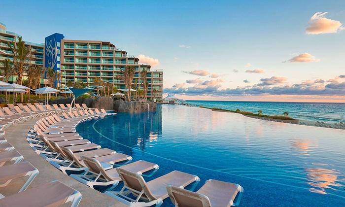 VIP Perks at All-Inclusive Cancun Hotel