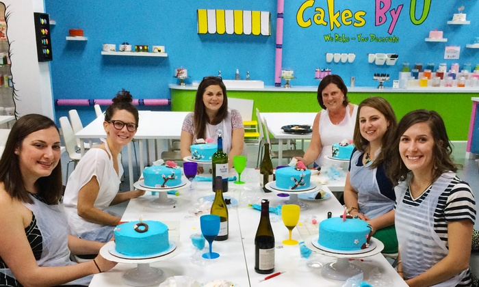 cakes by u eastside 29 for a byob 8 cake decorating class - Cake Decorating Class