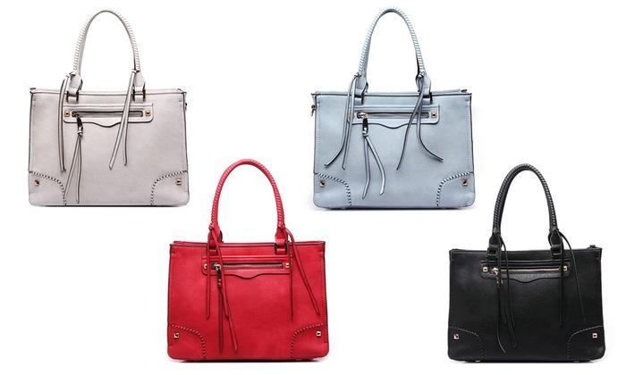 MKF Collection Minnie Good Day Ahead Handbag
