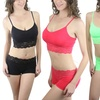Women's Seamless Bras or Boyshorts with Lace Accents (6-Pack)
