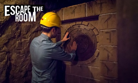 Escape Room Experience for Two, Four, Six, Eight, or Ten at Escape The Room Scottsdale