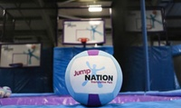 One-Hour Jump Session for Up to Four at Jump Nation (44% Off)