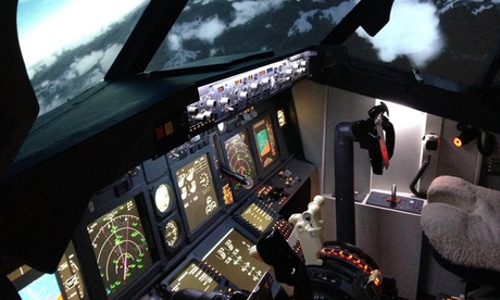 Experience: 30-Minute Flight Simulation For just: £34.0