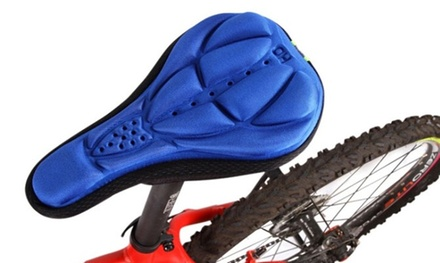 3D Gel Bike Seat Cover