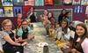Up to 26% Off Kids' Art Camp at The Tipsy Paintbrush