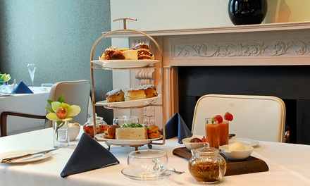 Afternoon Tea or Lunch with Bubbly for Two at The Montcalm London Marble Arch, Mayfair (Up to 53% Off)