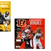 2017 Steelers or Bengals Wall Calendar