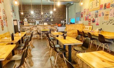 Menú Hot Pot para 2 o 4 con entrante, postre y bebida en Fun饭 and Restaurante Funfan (hasta 57% de descuento)
