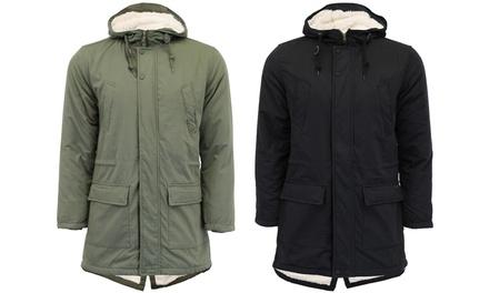 tokyo laundry parton hooded parka jackets