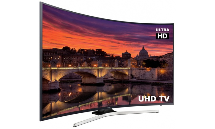 Samsung UE65MU6200 65'' 4K Ultra HD LED Curved Smart TV With Free Delivery