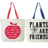 Farmers' Market Canvas Tote Bags