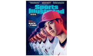 Up to 40% Off Subscriptions to Sports Illustrated Kids