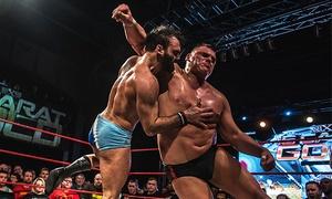 """wXw Europe: 2 Tickets für die """"wXw Wrestling: Fight Forever Tour"""" in Berlin, Hamburg, Dresden, Jena oder Hof (50% sparen)"""