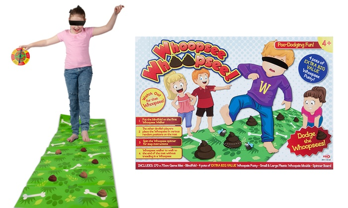 Whoopsee Whoopsee Dodge the Poo Game from £6.98