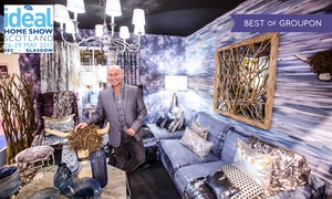 Ideal Home Show Scotland: The Ideal Home Show Entry for Two at the SEC, Glasgow (Up to 48% Off)