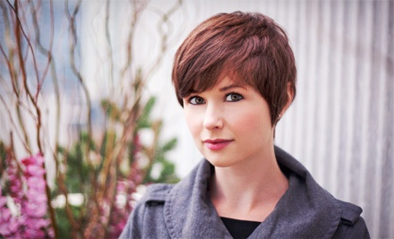$50 for $100 Worth of Salon Services from Haley Shelton at Fringes Studio Salon and Spa